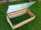 2'x4' Cedar Cold Frame