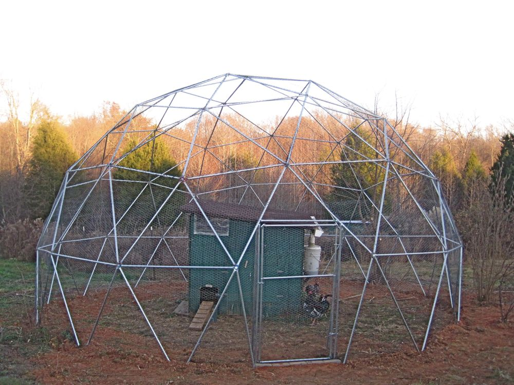 Geodesic Dome | Other Kinds Of Geodesic Greenhouse Domes ...