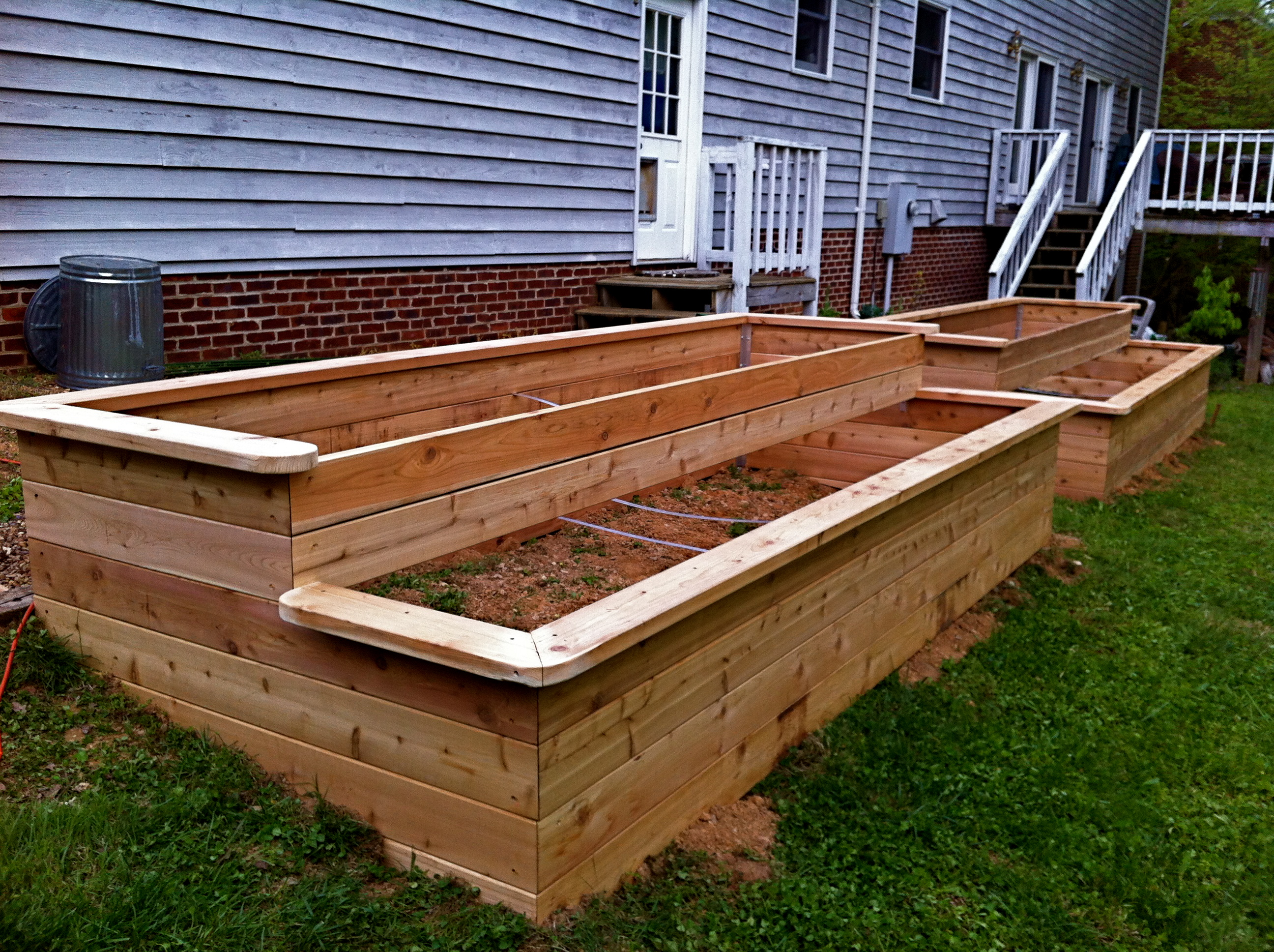 Custom Garden Beds by Sunnyside Projects Sunnyside Projects