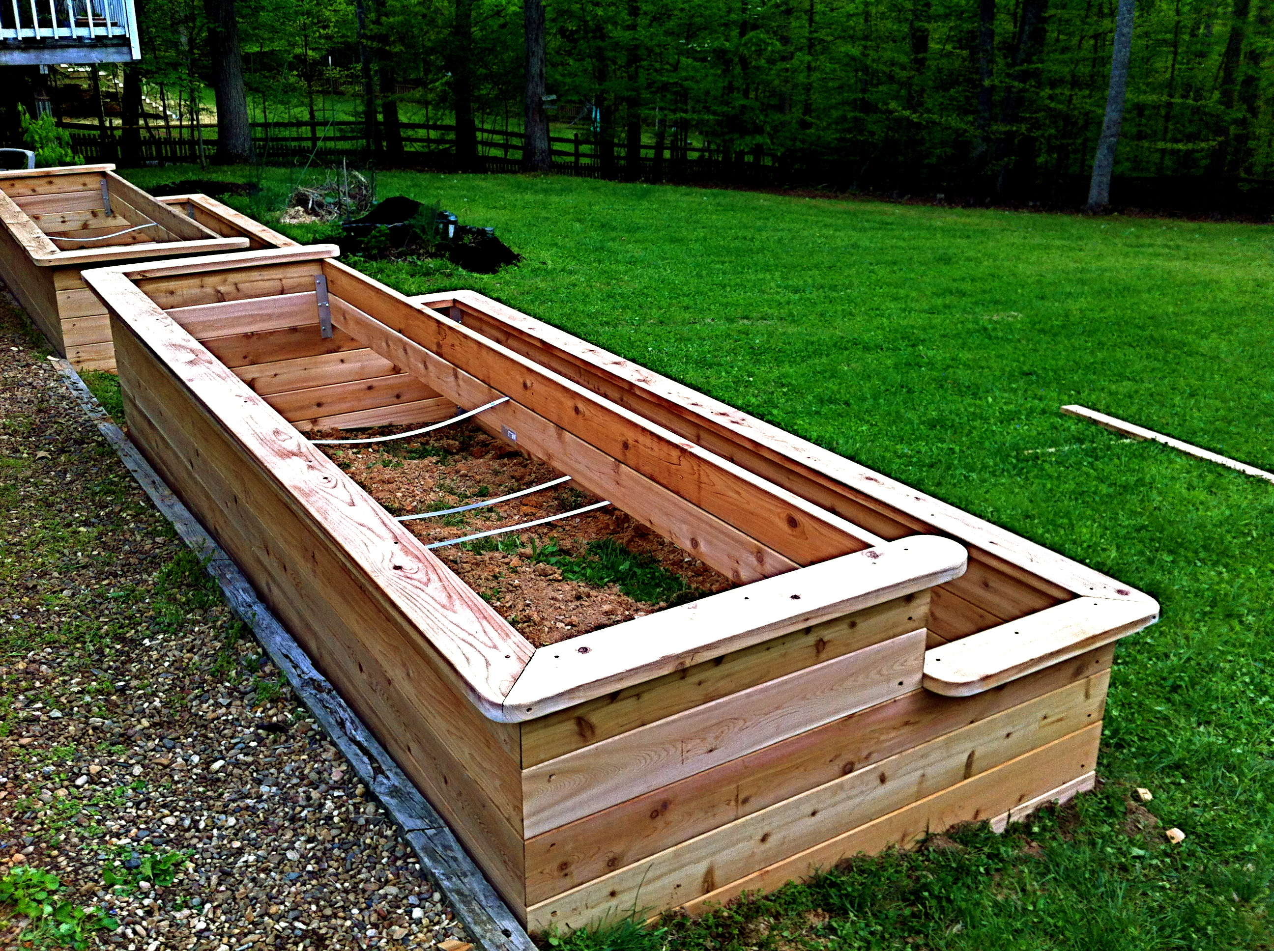 Custom Garden Beds by Sunnyside Projects | Sunnyside Projects